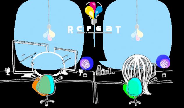 Estudio gráfico RcreaT | Diseño - comunicación visual
